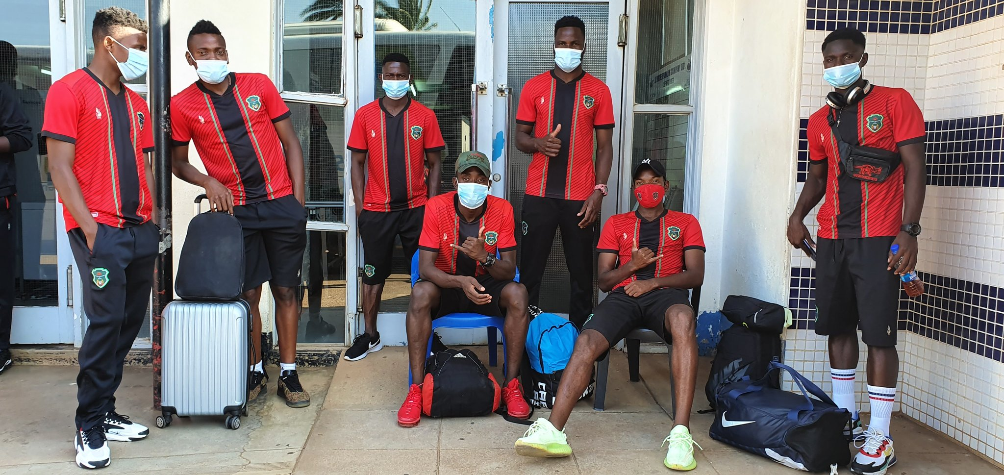Mzava ruled out, Flames stuck in SA, Mwase confident.